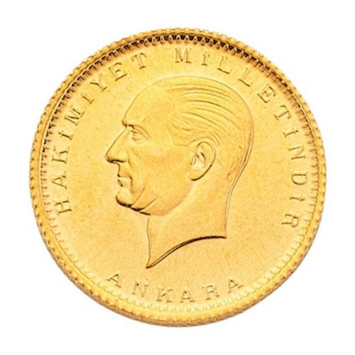 Ata Lira Altın Eski Tarihli(stokla sınırlıdır)